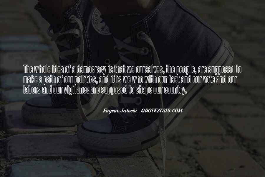 Jarecki Quotes #912048