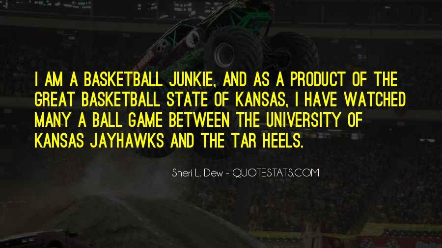 Jayhawks Quotes #983708