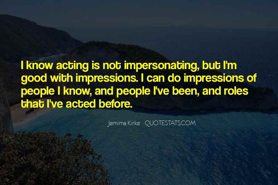 Jemima's Quotes #1187447