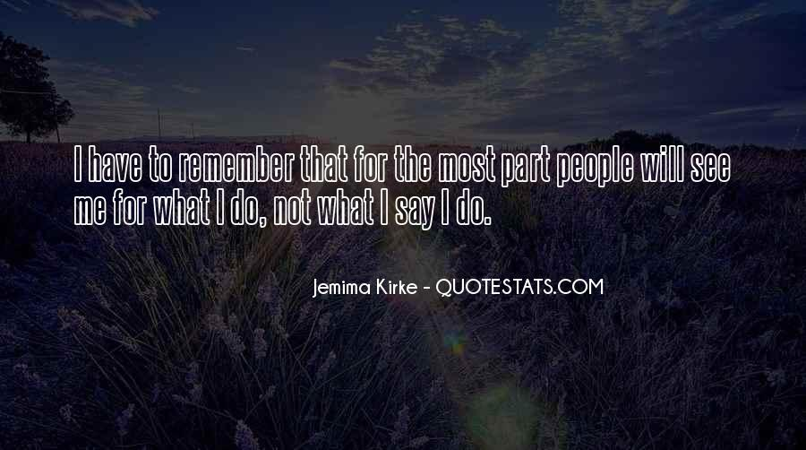 Jemima's Quotes #1293976