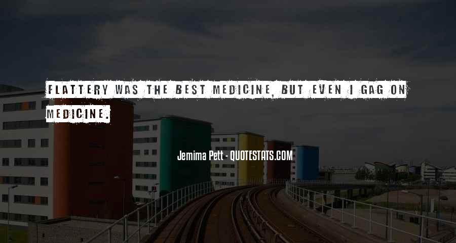 Jemima's Quotes #1542568