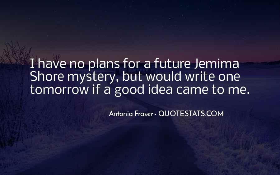 Jemima's Quotes #303334