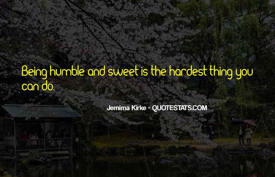 Jemima's Quotes #614171