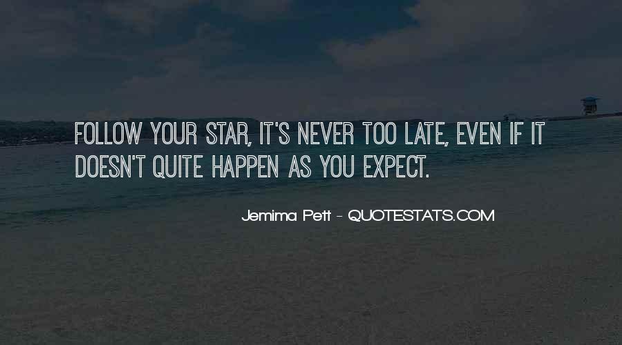 Jemima's Quotes #681220