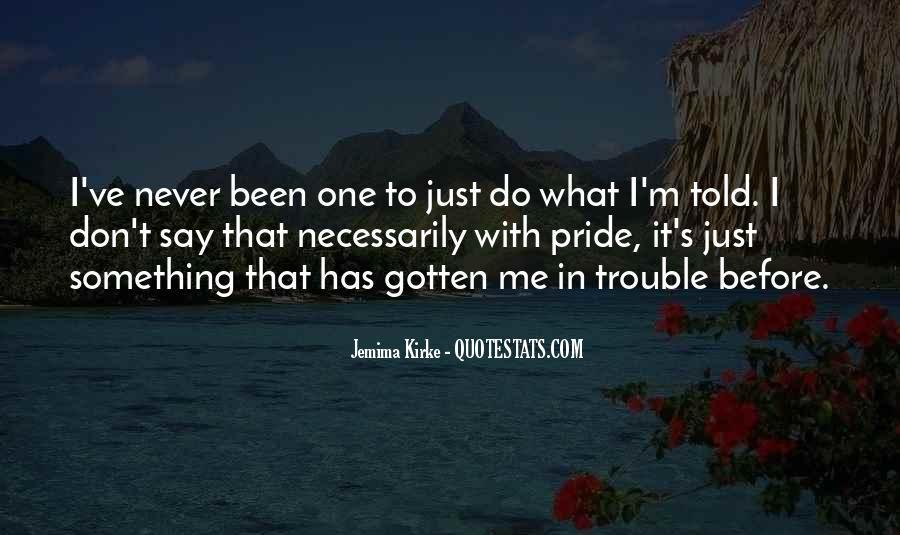Jemima's Quotes #844830