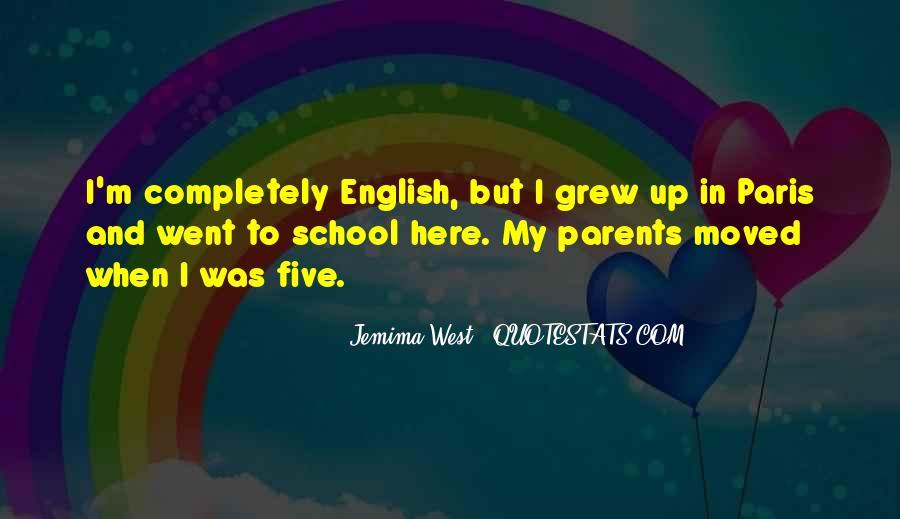 Jemima's Quotes #972315