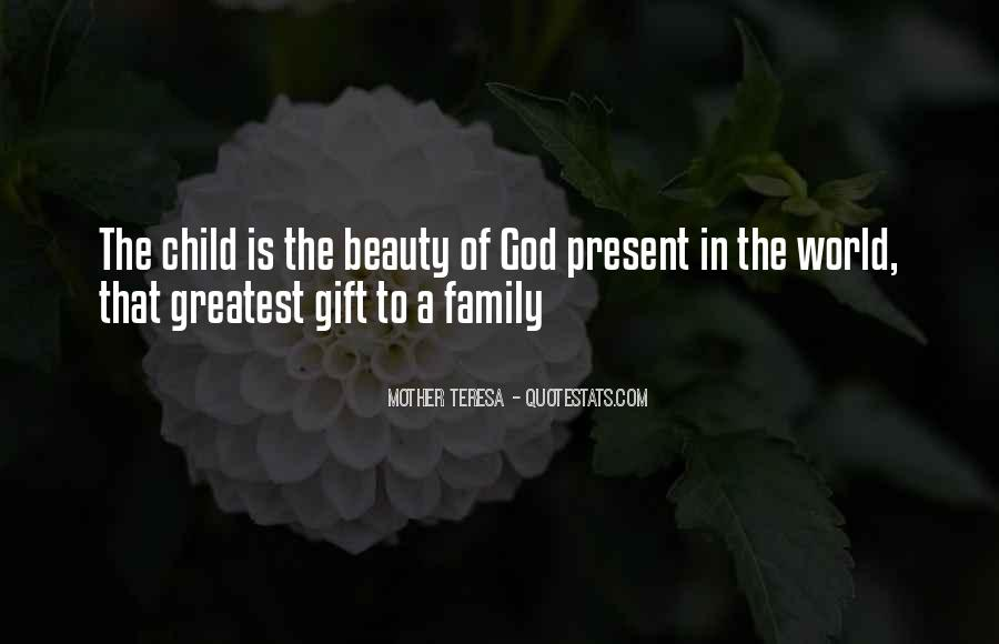 Quotes About Beauty By Mother Teresa #619090
