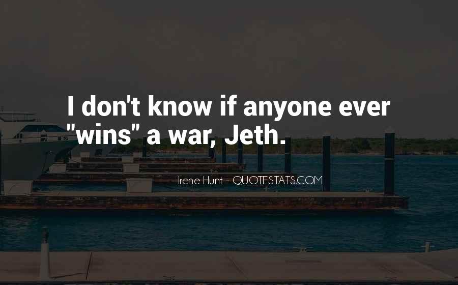 Jeth Quotes #1503845