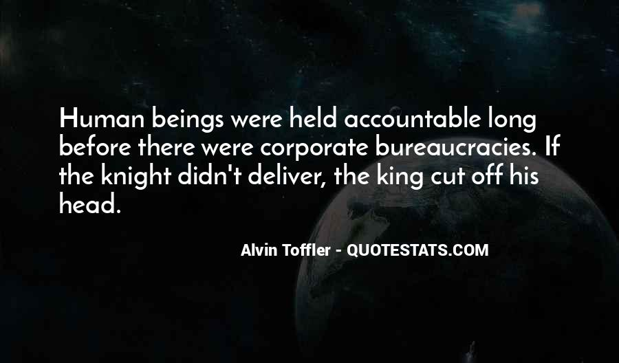 Quotes About Being Held Accountable #1146967