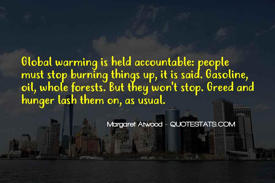 Quotes About Being Held Accountable #1213958