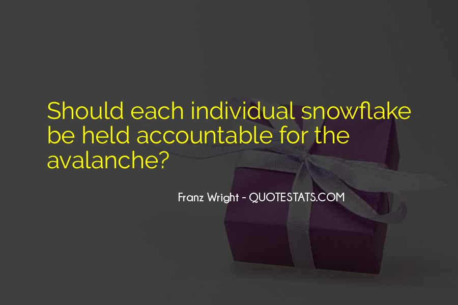Quotes About Being Held Accountable #1238258