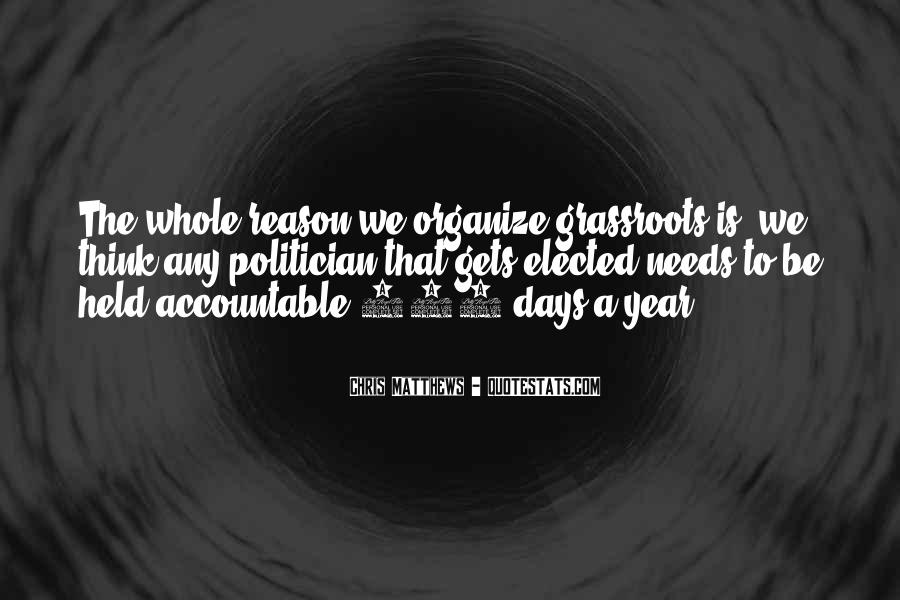 Quotes About Being Held Accountable #1322515