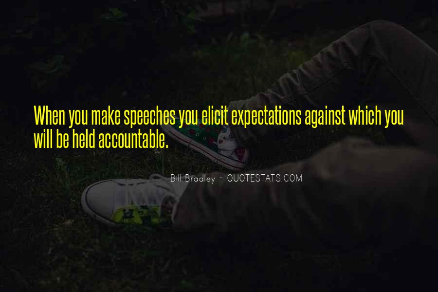 Quotes About Being Held Accountable #270408