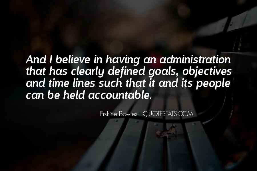 Quotes About Being Held Accountable #399473