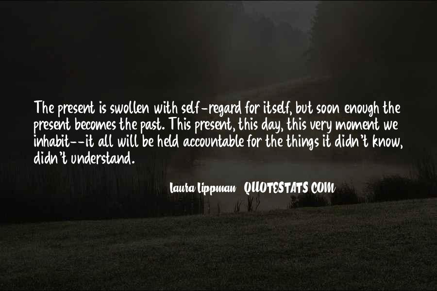 Quotes About Being Held Accountable #455869