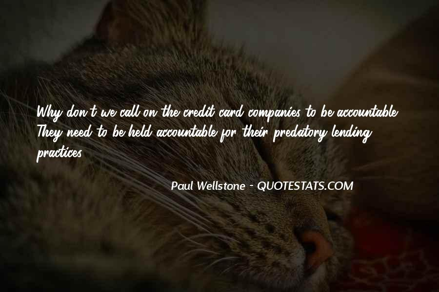 Quotes About Being Held Accountable #687103