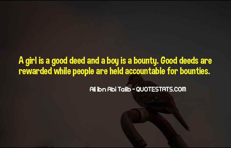 Quotes About Being Held Accountable #877400