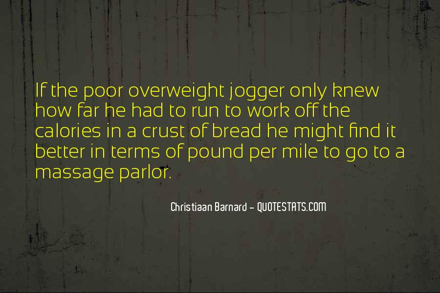 Jogger Quotes #1548425