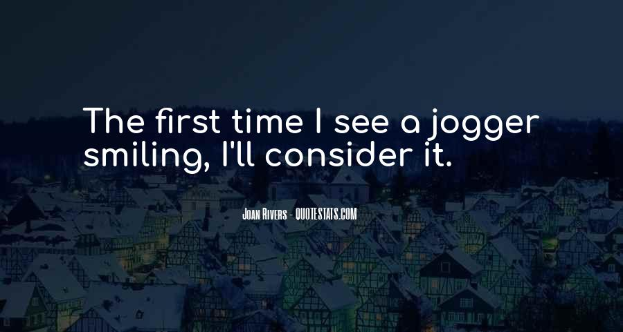 Jogger Quotes #646924
