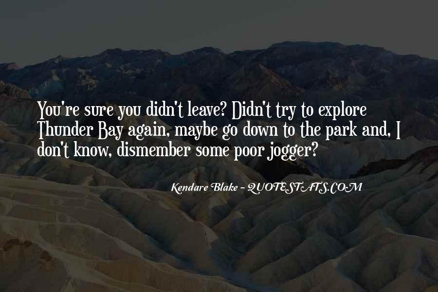 Jogger Quotes #68402