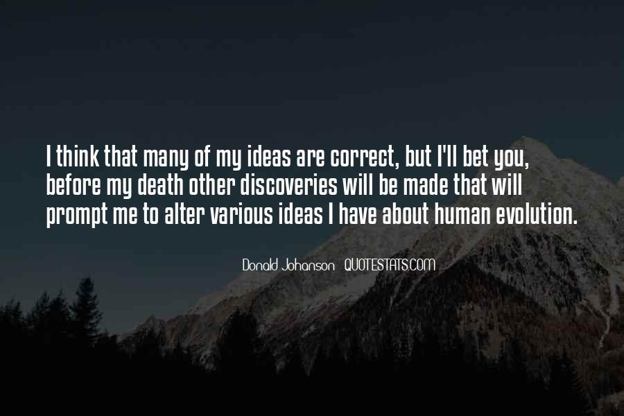 Johanson Quotes #1158379