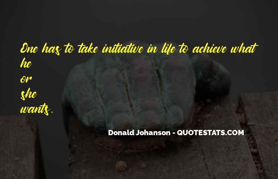 Johanson Quotes #1482886