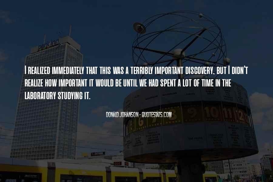 Johanson Quotes #150097