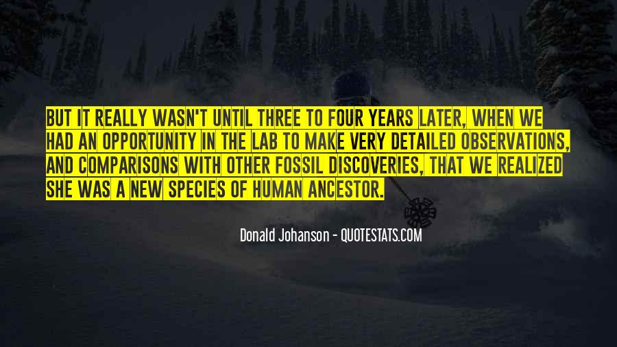 Johanson Quotes #1568262