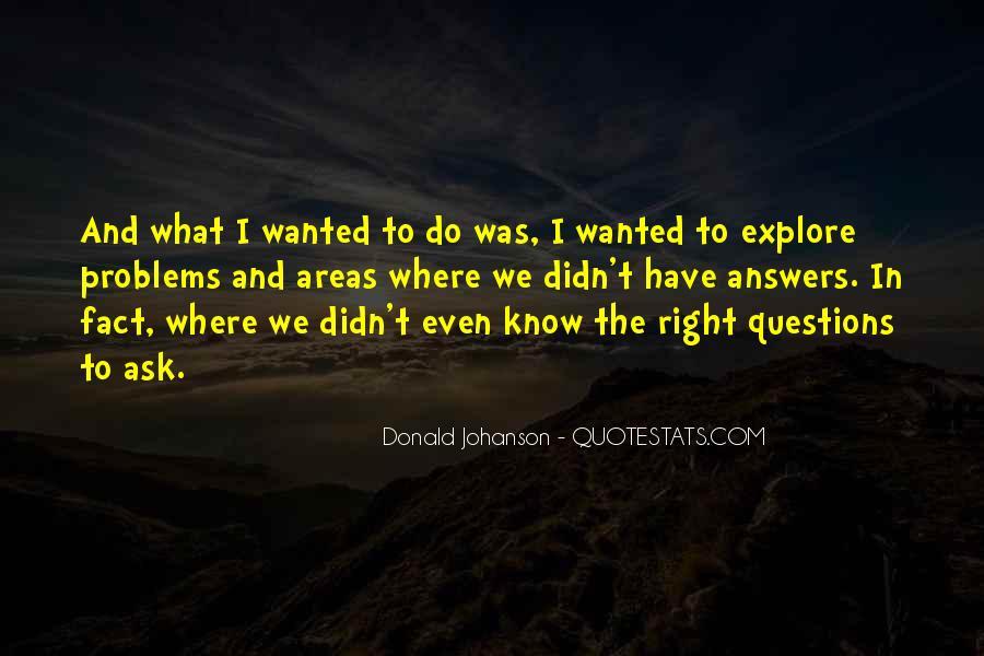 Johanson Quotes #480294