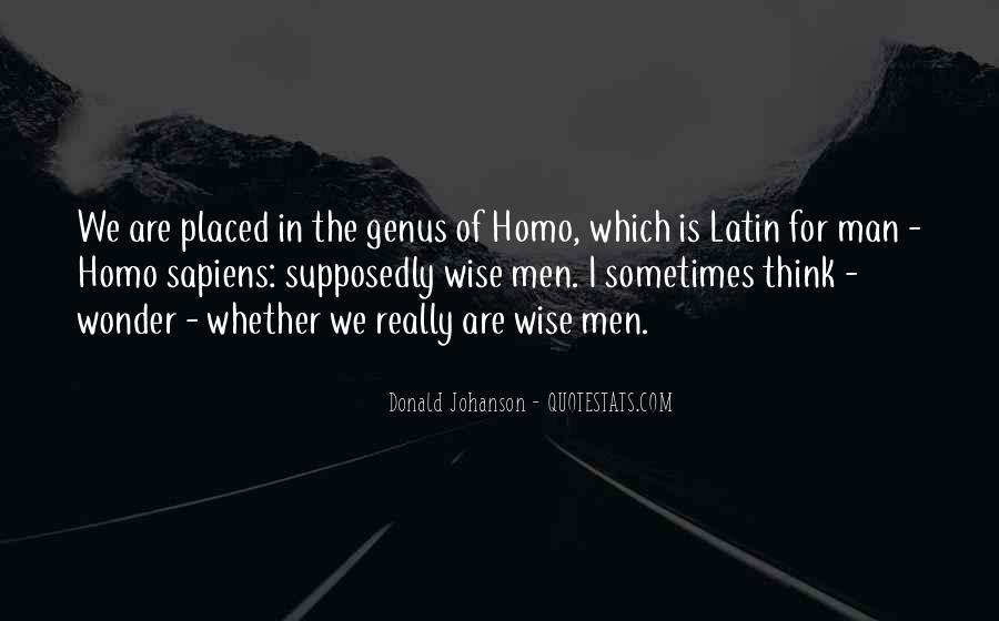 Johanson Quotes #768499