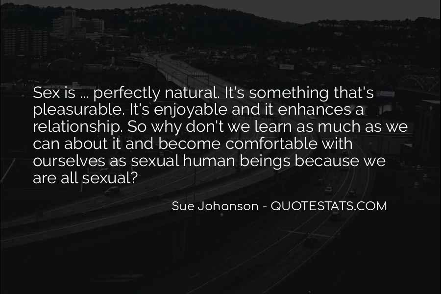 Johanson Quotes #900121