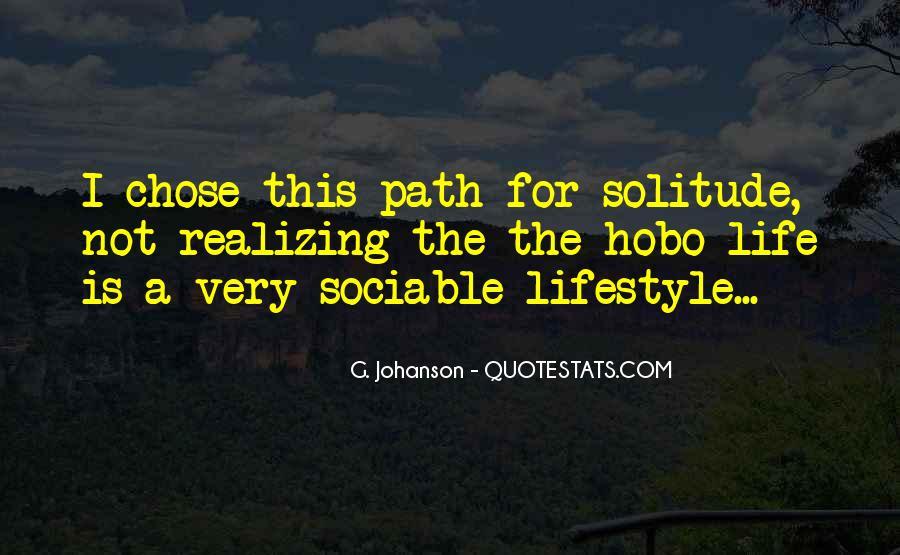 Johanson Quotes #975056