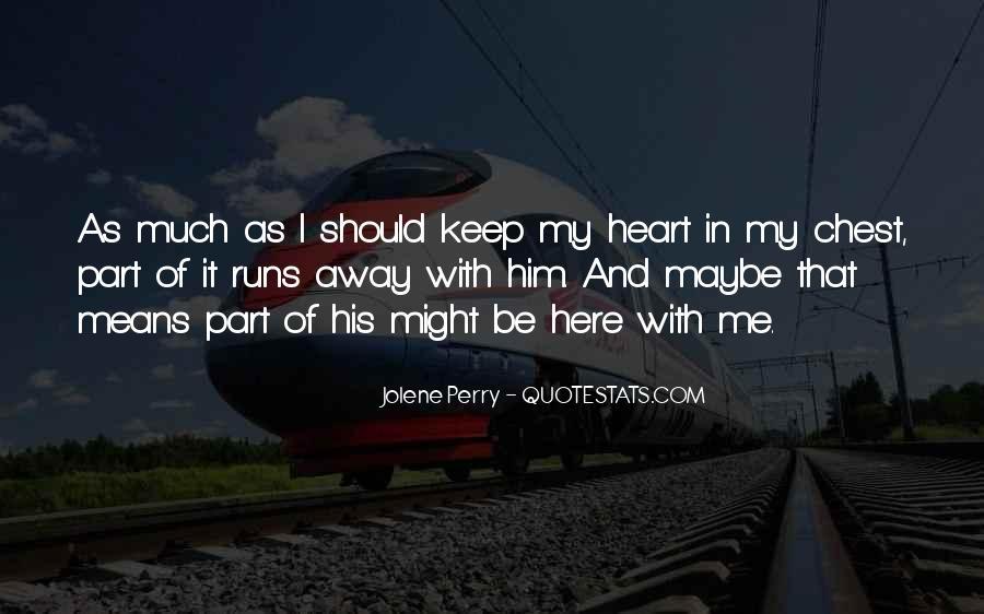 Jolene's Quotes #1295926