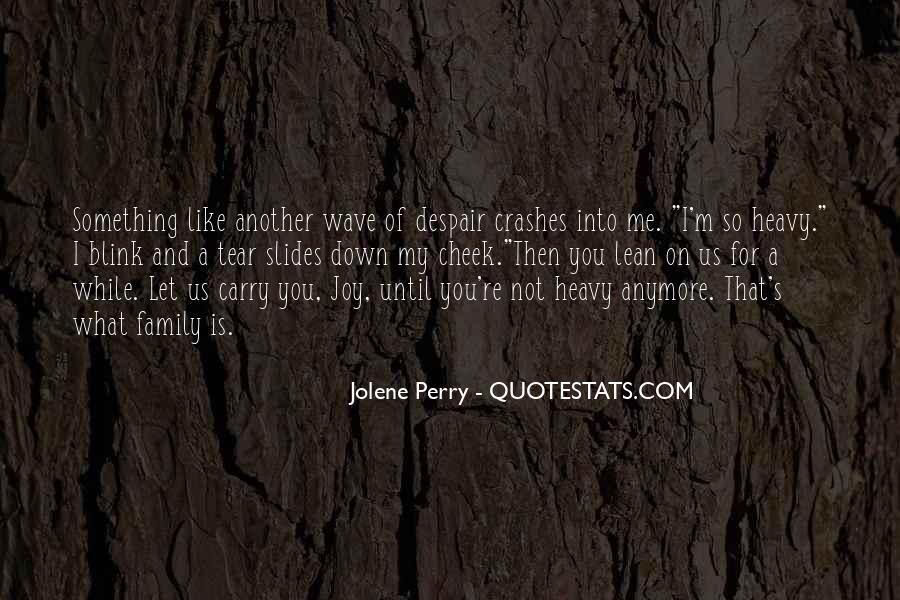Jolene's Quotes #1549822