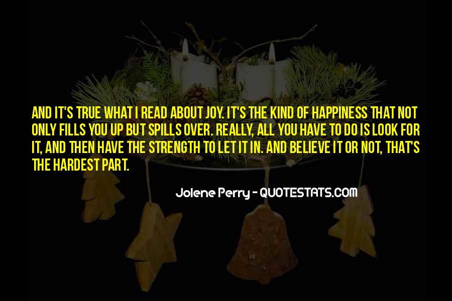 Jolene's Quotes #1648521