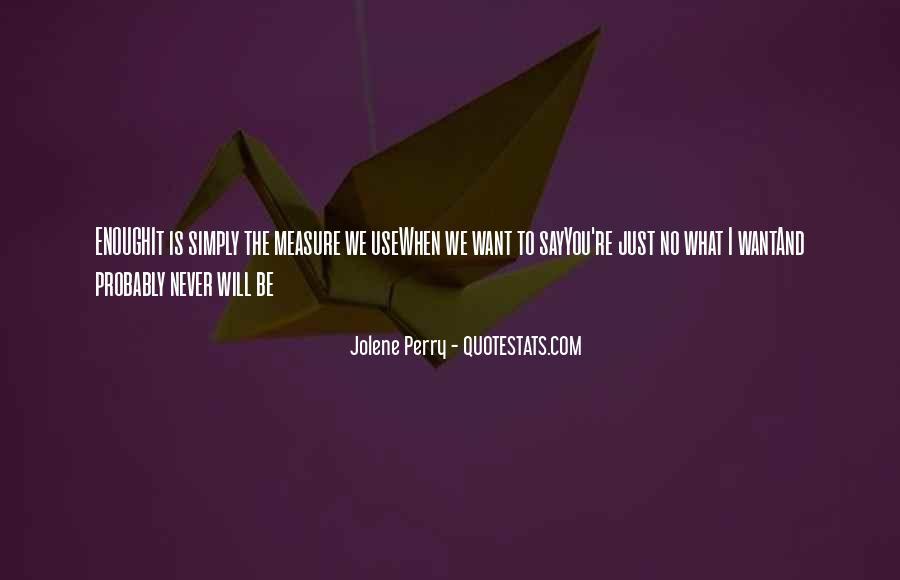 Jolene's Quotes #1760874