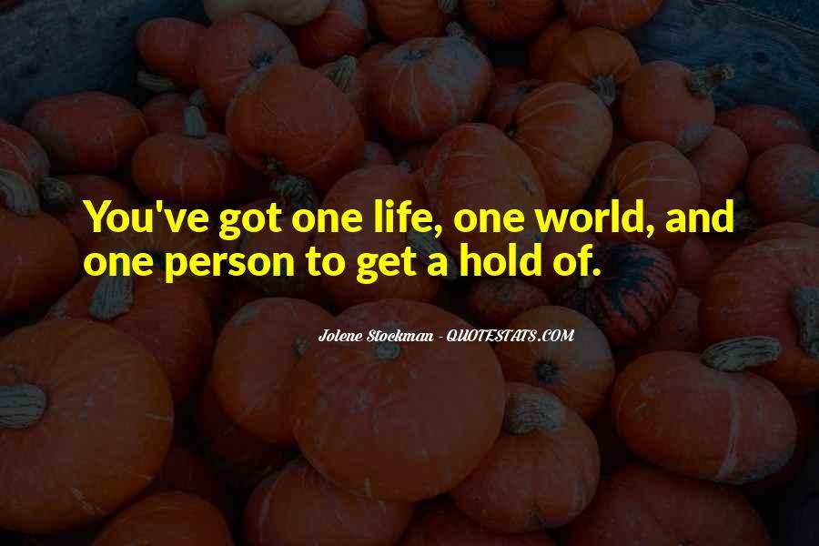 Jolene's Quotes #1787225