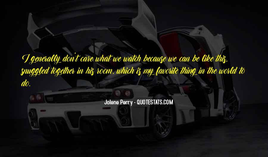 Jolene's Quotes #581853