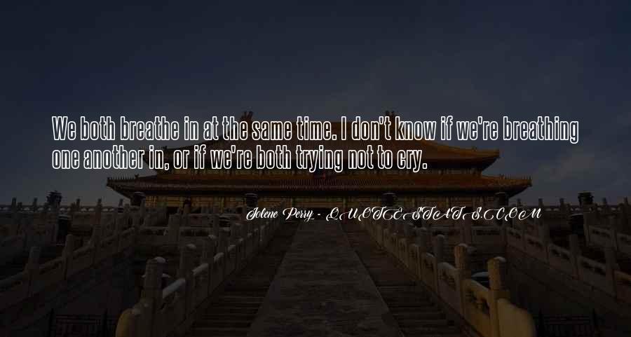 Jolene's Quotes #635526