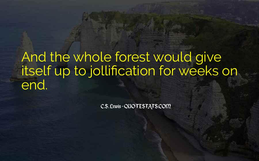 Jollification Quotes #1223642