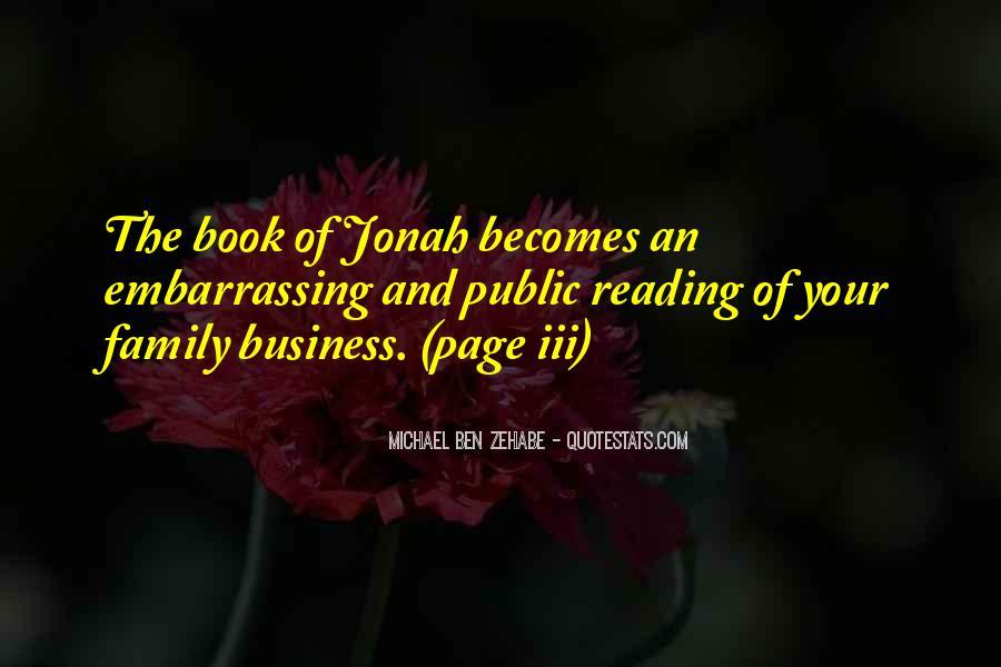 Jonah's Quotes #204674