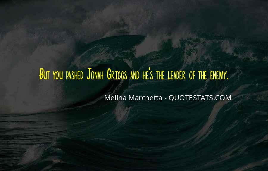 Jonah's Quotes #306928
