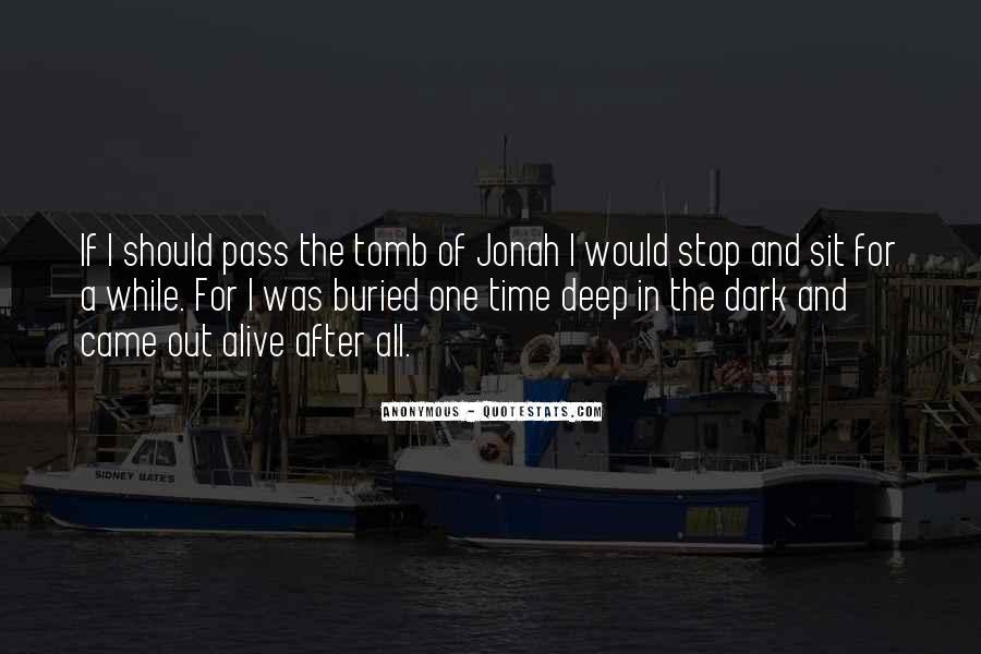 Jonah's Quotes #67597