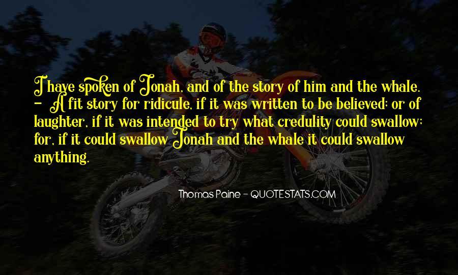 Jonah's Quotes #68796