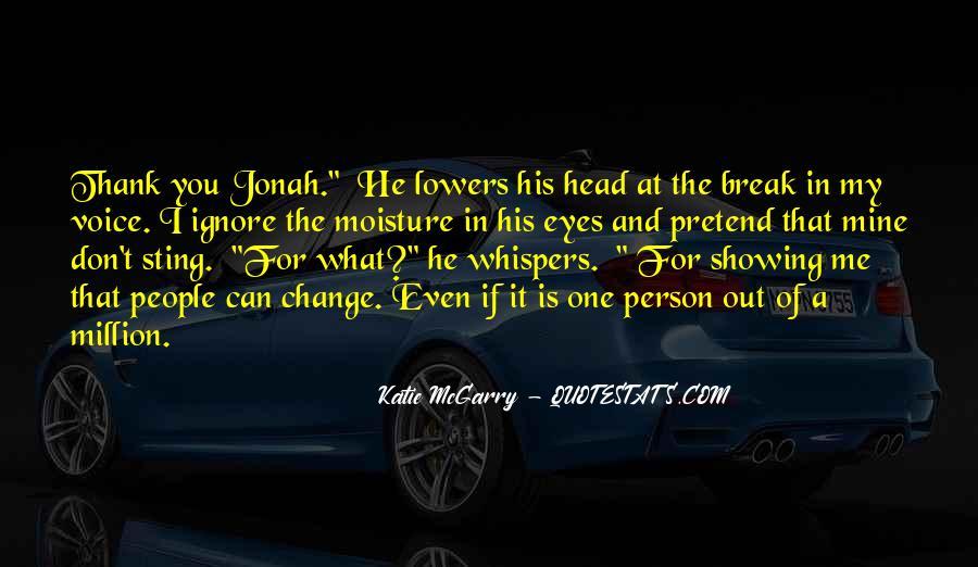 Jonah's Quotes #7640