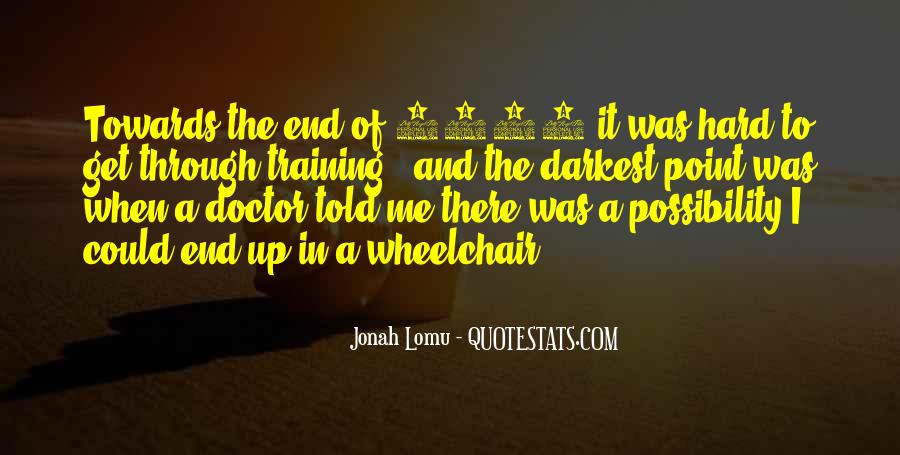 Jonah's Quotes #77680