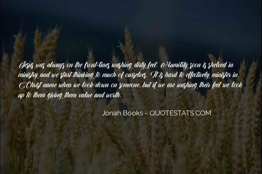 Jonah's Quotes #91165