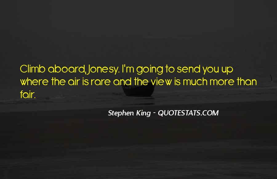 Jonesy Quotes #433578
