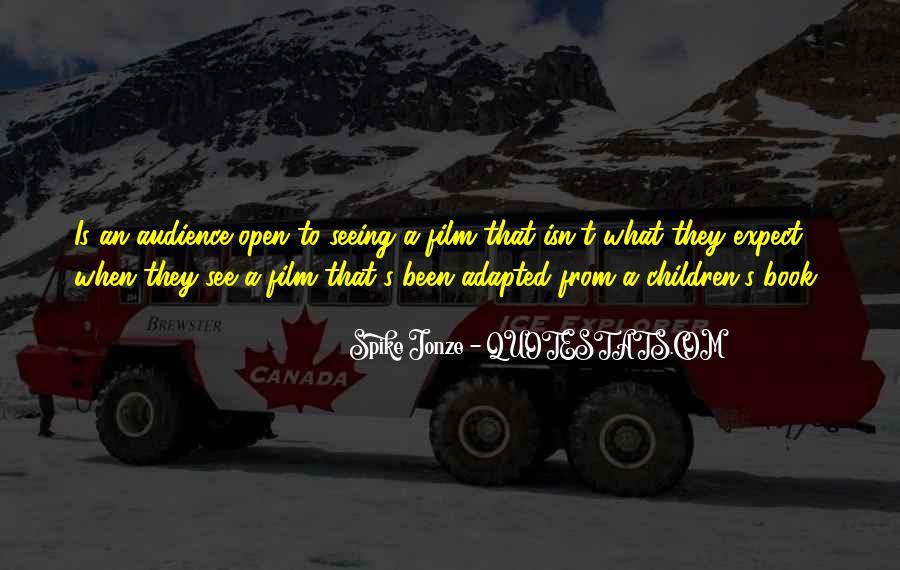 Jonze Quotes #1015907