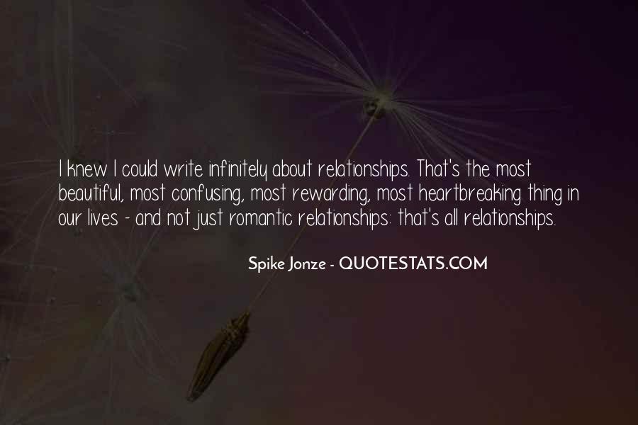 Jonze Quotes #103248